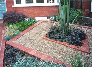 Tim mackley low maintenance garden design Low maintenance garden border ideas