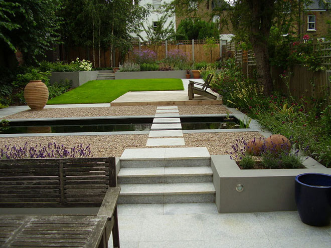 Horniman Gardens | Tim Mackley Garden Design